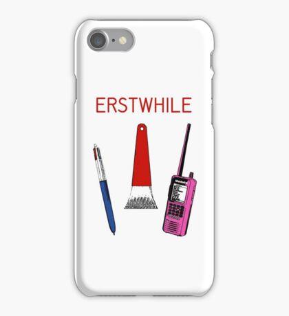 Erstwhile on Fargo (white background) iPhone Case/Skin