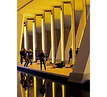 Rythm in architecture Photographic Print