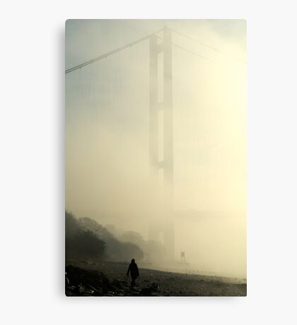 Scale Canvas Print