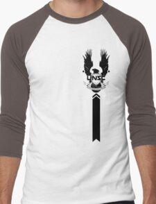 UNSC LOGO HALO 4 Men's Baseball ¾ T-Shirt
