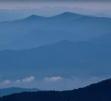 The Far Blue Mountains by Gary L   Suddath