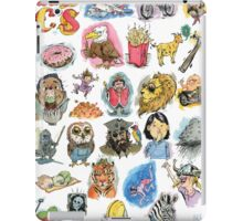 ABC's! iPad Case/Skin