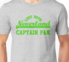 Neverland Lost Boys - Captain Pan Unisex T-Shirt