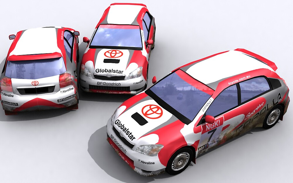 Toyota Corolla Sportivo by SenorFreebie