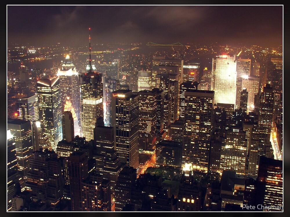 New York by Pete Chapman