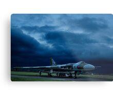 XM655 vulcan bomber  Metal Print