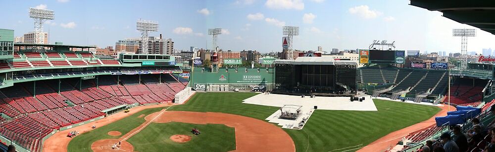 FENWAY PANORAMA by sskobel