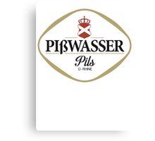 Gta 5 Piswasser beer - Pißwasser var 2 Canvas Print