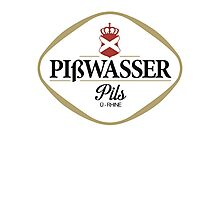 Gta 5 Piswasser beer - Pißwasser var 2 Photographic Print