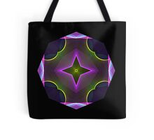 Mandala Cross Tote Bag
