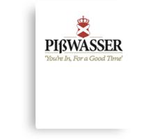 Gta 5 Piswasser beer - Pißwasser Canvas Print