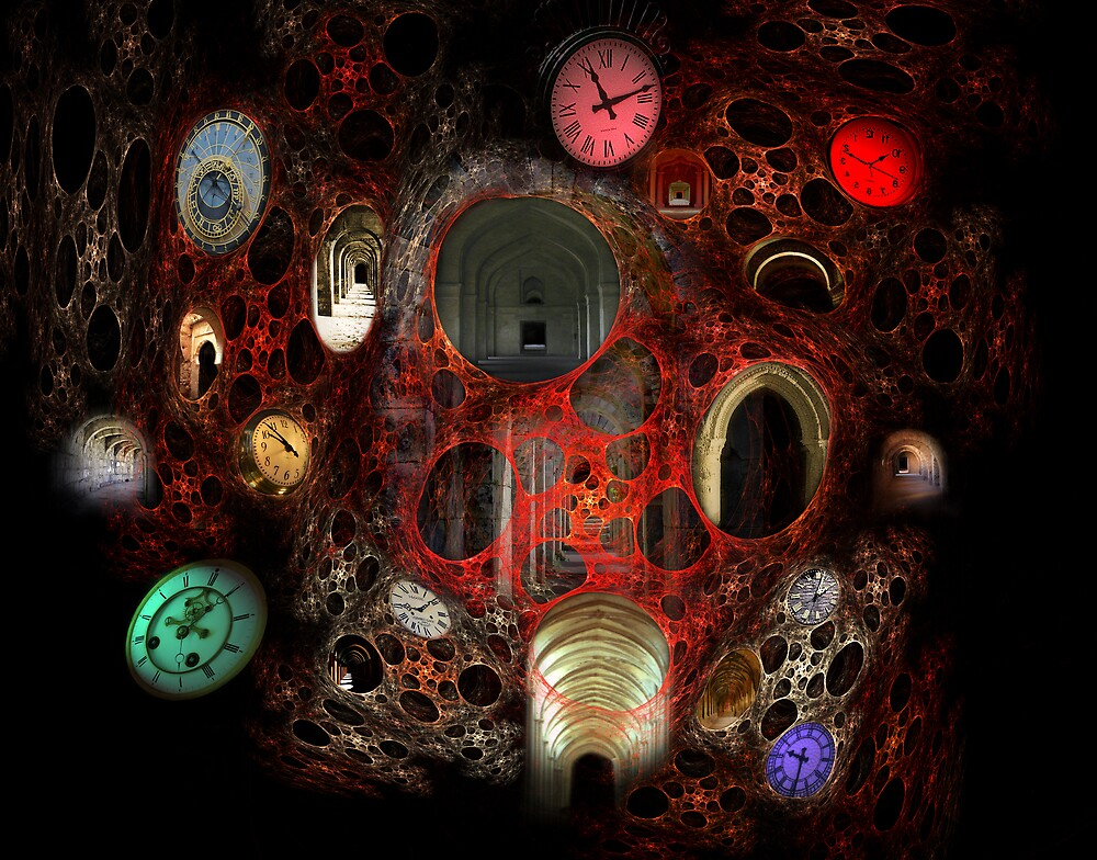 Time Passages in Color by dduhaime55