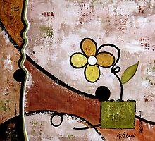Frisky Floral by Ruth Palmer