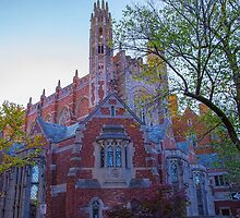 USA. Connecticut. New Haven. Yale University. by vadim19