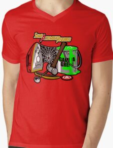 Assemble Mens V-Neck T-Shirt