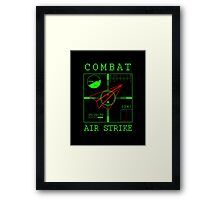 Paper Airplane 85 Framed Print