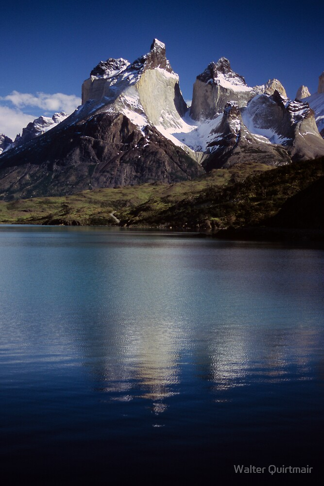 Torres del Paine by Walter Quirtmair