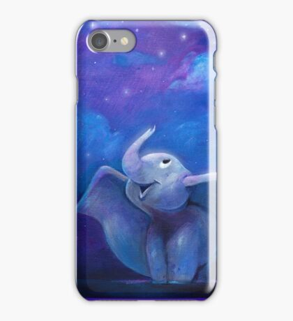'To Fly Among the Stars' iPhone Case/Skin