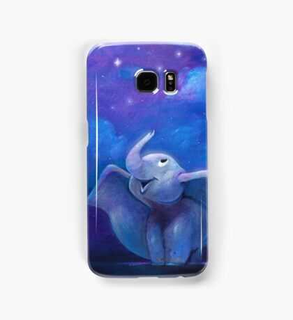 'To Fly Among the Stars' Samsung Galaxy Case/Skin