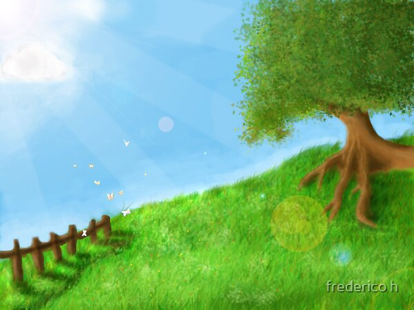 Summer by frederico h