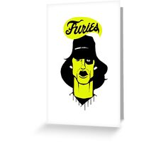 Tribute to The Furies *RE-EDITED Greeting Card