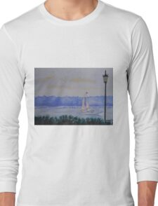 Early Cruise Painting Long Sleeve T-Shirt