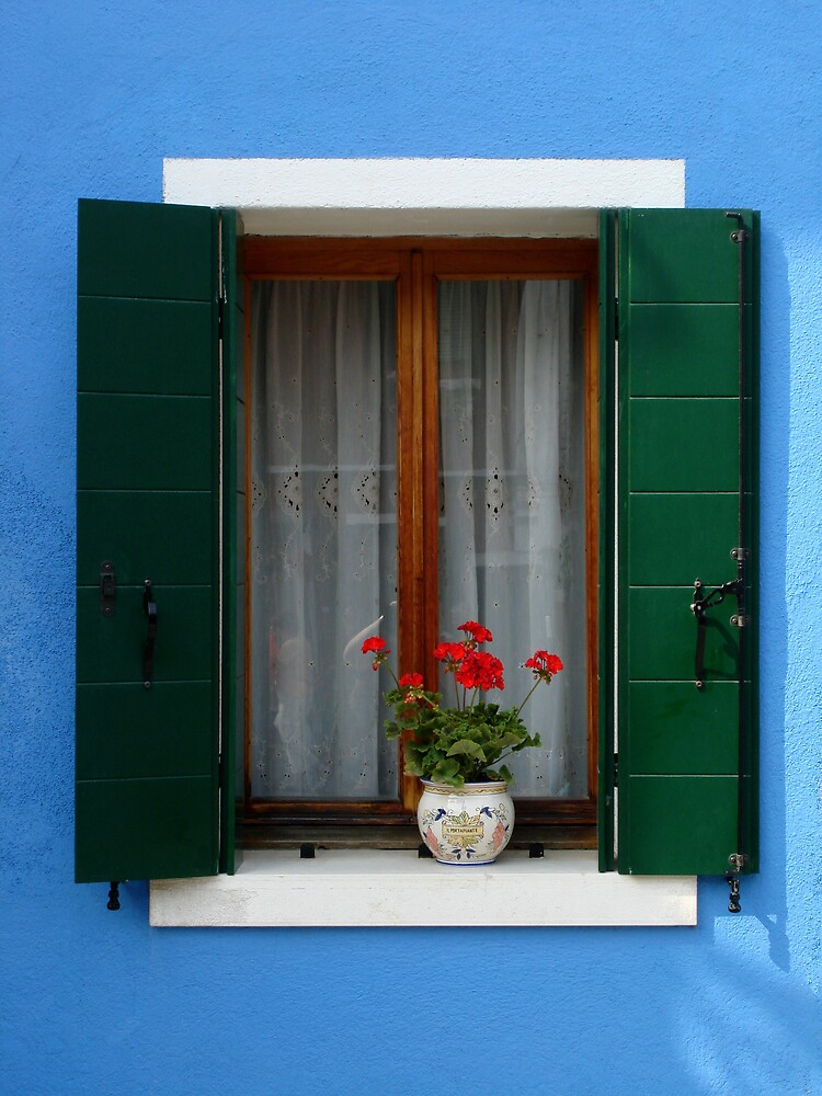 Venice Window by MichaelA