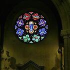 The Rose Window by hans p olsen