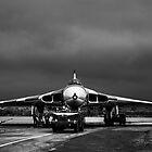 Vulcan Bomber Xm655 by yampy