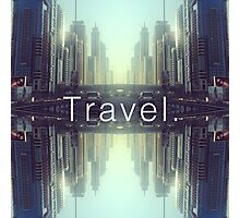 Travel. Dubai Photographic Print