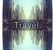 Travel. Dubai Photographic Print