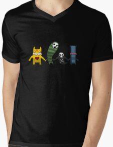 Monster Love Mens V-Neck T-Shirt