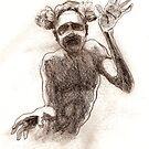 Spirit Dance by lukeymalz