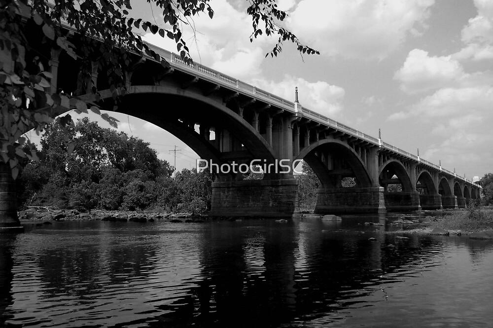 Gervais stree bridge #2 by Bjana Hoey