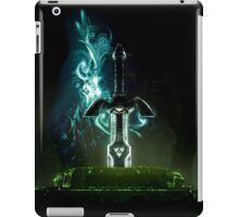 The legend of Zelda - Link sword Excalibur iPad Case/Skin
