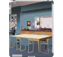 Study Room iPad Case/Skin
