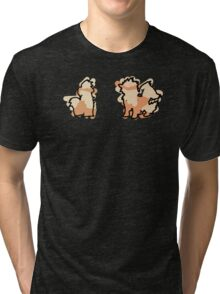 Growlithe, Arcanine Tri-blend T-Shirt