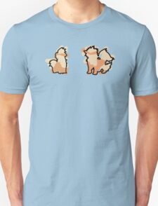 Growlithe, Arcanine T-Shirt