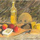 Picknick Gast by HannaAschenbach
