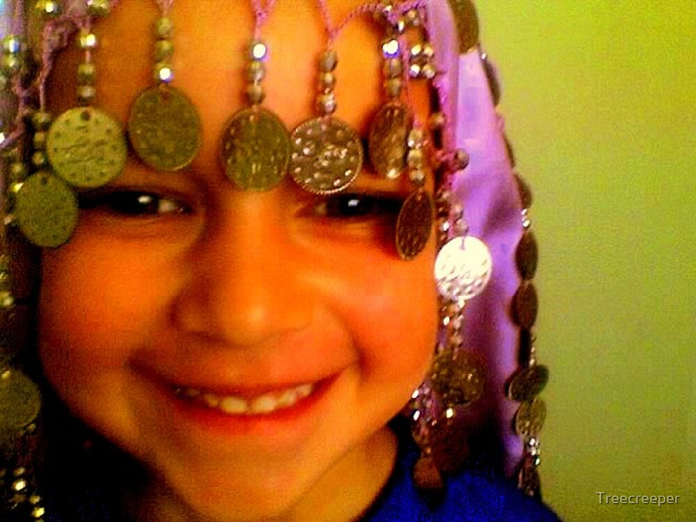 Indian Princess by Treecreeper