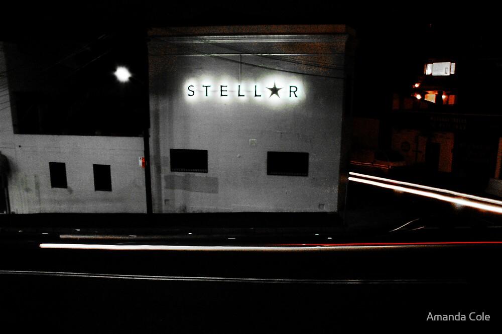 Stellar By night by Amanda Cole