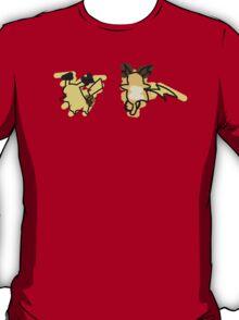 Pikachu, Raichu T-Shirt