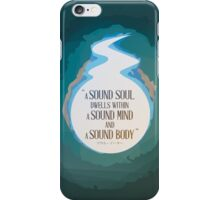 A Sound Soul iPhone Case/Skin
