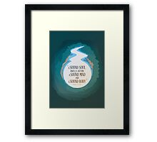 A Sound Soul Framed Print