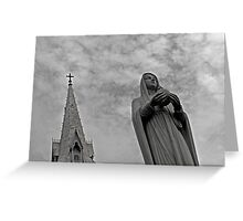 Notre Dame Cathedral, Ho Chi Minh City Greeting Card