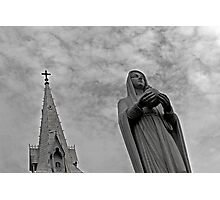 Notre Dame Cathedral, Ho Chi Minh City Photographic Print