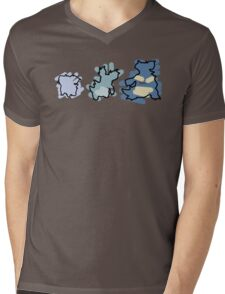 Nidoran, Nidorina, Nidoqueen Mens V-Neck T-Shirt