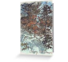 Beautiful Branches - Merry Christmas Greeting Card
