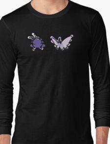 Venonat, Venomoth Long Sleeve T-Shirt