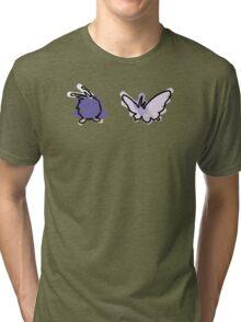 Venonat, Venomoth Tri-blend T-Shirt
